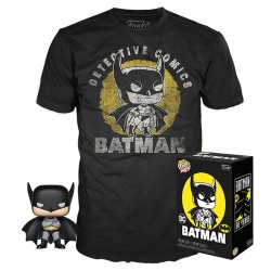 POP! and Tee Batman - DC...