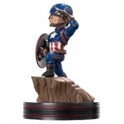 Figura Marvel Comics Q-Fig...