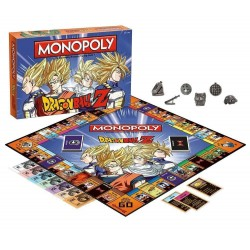 Monopoly Dragon Ball Z...
