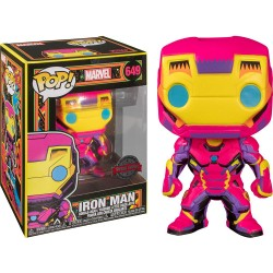 Pop Figure Iron Man -...