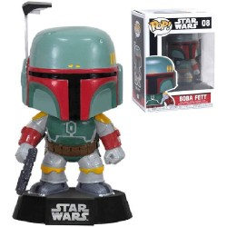 Pop Figure Boba Fett - Star...