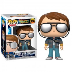 Pop Figure Back to the...