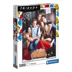 Friends Jigsaw Puzzle Group...