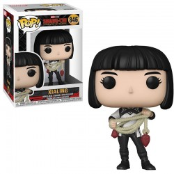 Pop Figure Shang-Chi and...