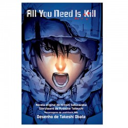 Mangá All You need is Kill