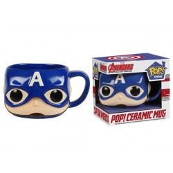 Caneca Avengers Age of...