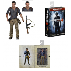 Action Figure Uncharted 4...
