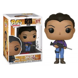 Pop Figure The Walking Dead - Sasha
