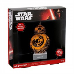 Candeeiro Star Wars BB-8