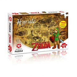 Puzzle Legend of Zelda...