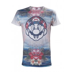 T-Shirt Nintendo - Tropical...