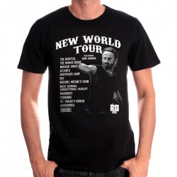 T-Shirt Walking Dead - New...