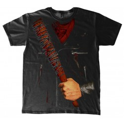 T-Shirt Walking Dead -...