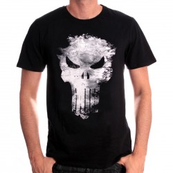 T-Shirt Punisher Marvel -...