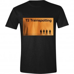 T-Shirt Trainspotting Poster