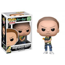 Pop Figure Rick and Morty -...