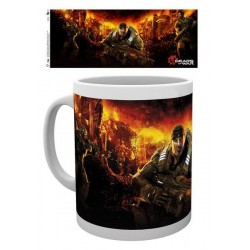 Caneca Gears of War 4 - Key...