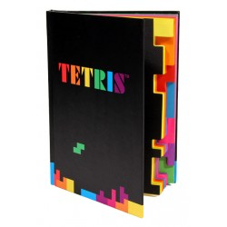 Notebook Tetris Tetrimino