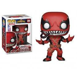 Pop Figure Marvel Contest...