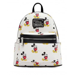 Mochila Disney by Loungefly - Mickey AOP