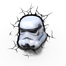 Candeeiro 3D Star Wars -...