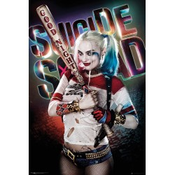 Suicide Squad Poster -...