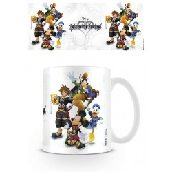 Caneca Kingdom Hearts - Group