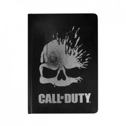 Notebook Call of Duty - Skull
