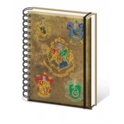 Notebook Harry Potter...