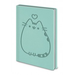Notebook Pusheen