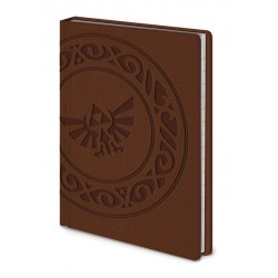 Notebook Legend of Zelda -...