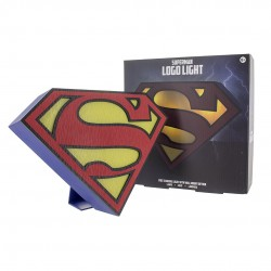 DC Comics Light Superman Logo