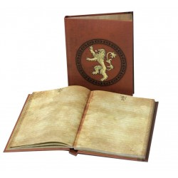 Notebook Game of Thrones -...
