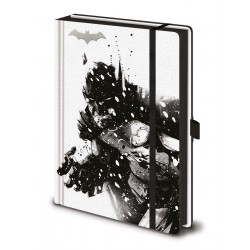 Notebook Batman Arctic