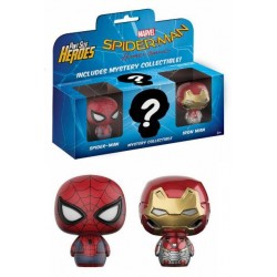Mini Figuras Spider-Man...