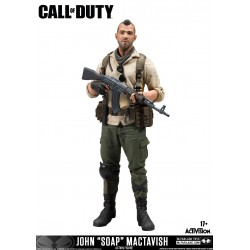 Action Figure Call Of Duty...