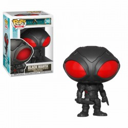 Pop Figure Aquaman - Black...