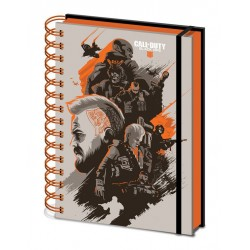 Notebook Call of Duty Black...