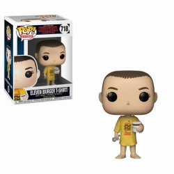 Pop Figure Eleven in Burger...