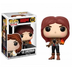 Pop Figure Hellboy - Liz...