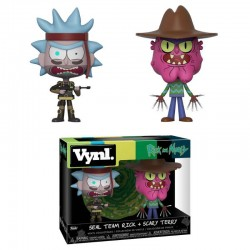 Rick and Morty VYNL Pack...
