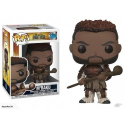 Pop Figure Black Panther -...