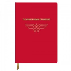 Wonder Woman Notebook Planner