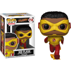 Pop Figure The Flash - Kid...