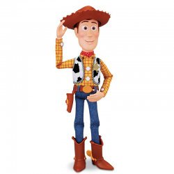 Plush Toy Story - Woody