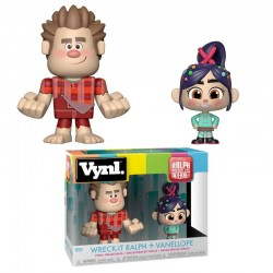 Wreck-It Ralph 2 Pack...