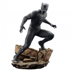 Estátua Black Panther -...