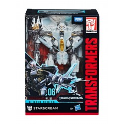 Action Figure Transformers -  Starscream (Transformers)