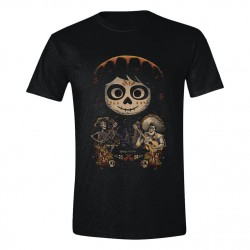 T-Shirt Coco - Miguel Face...