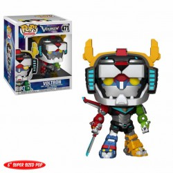 Mega Pop Figure Voltron -...